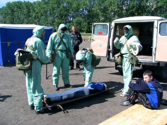 Оформление поста гдзс 23 пожарно-спасательной части (коломяги)