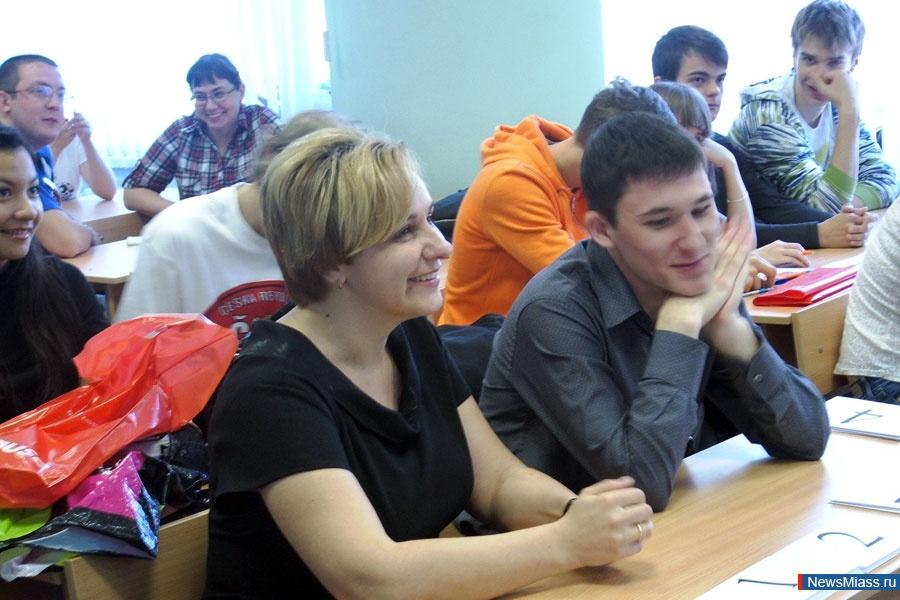 Комитет по делам молодёжи в г миасс