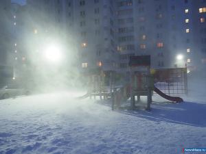 Из-за мороза отменены занятия в школах Миасса